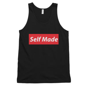 Self Made Vol 1. Classic tank top (unisex) - Grind State University