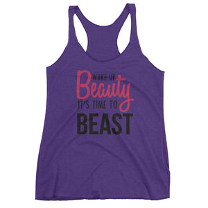 Beauty and Beast Tank - Grind State University