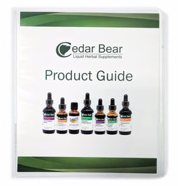 Cedar Bear Product Guide Natural Lynx Printing - Natural Lynx