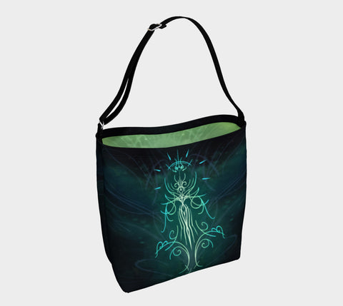 Sigil of Fitness Day Tote Natural Lynx - Natural Lynx