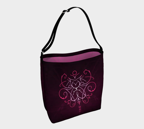 Sigil of Self Love Tote Bag Natural Lynx - Natural Lynx
