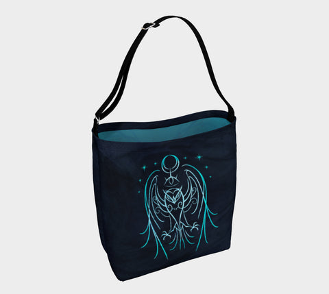 Glyph of the Owl Tote Bag Natural Lynx - Natural Lynx