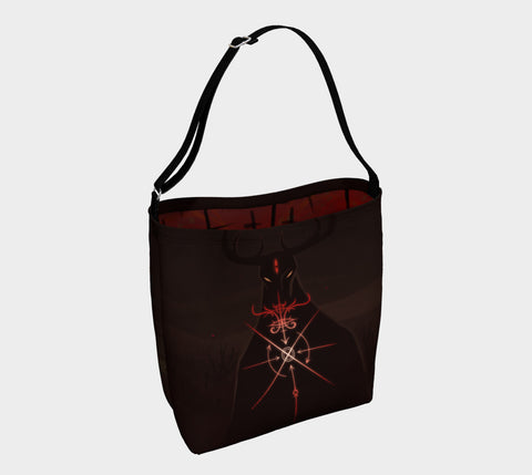 Sigil of the Crossroads Tote Bag Natural Lynx - Natural Lynx