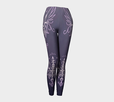 Sigil of Beauty Leggings Natural Lynx - Natural Lynx