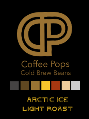 CP Cold Brew Coffee Beans - Arctic Ice Light Roast