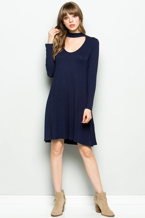 Nicole Dress {navy}
