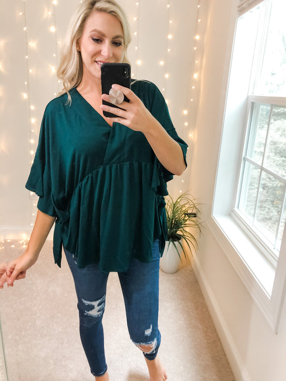 Hayden Top {emerald}