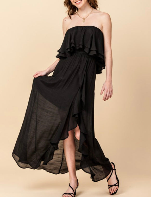 Sara Dress {black}
