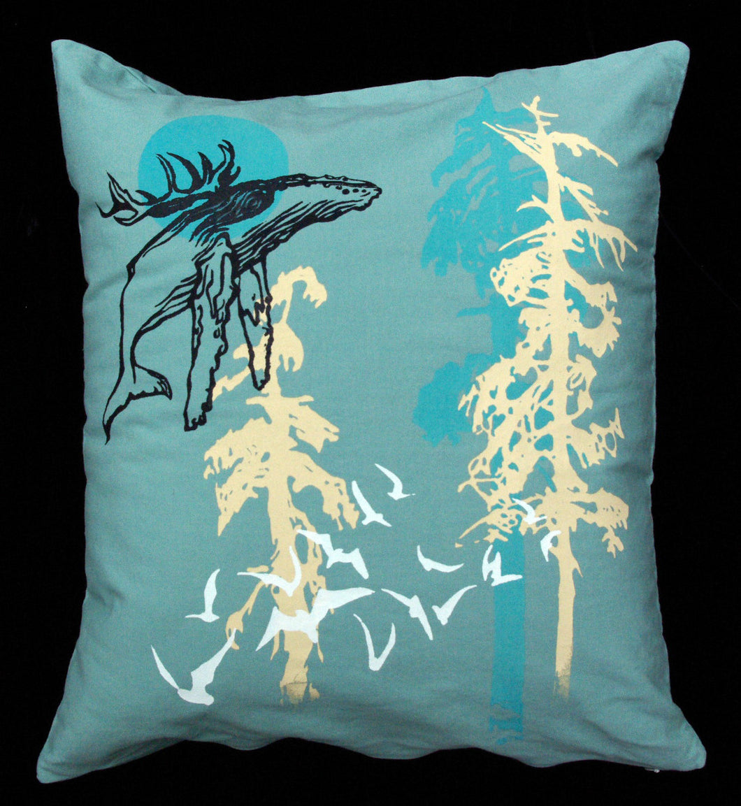 100% cotton throw cushion cover #28
