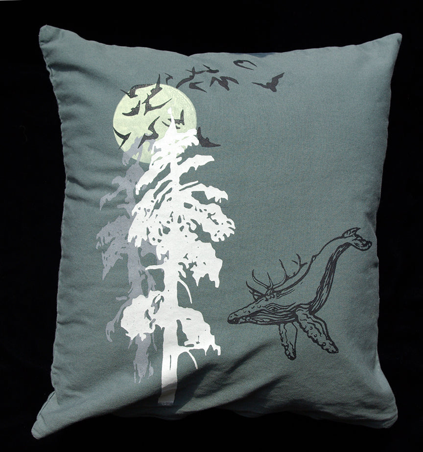 100% cotton throw cushion cover #41