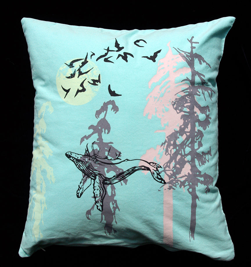 100% cotton throw cushion cover #42