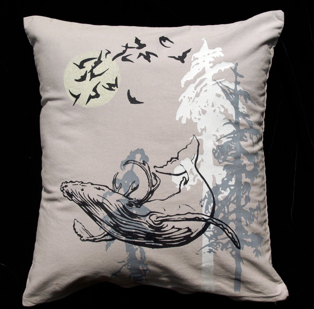 100% cotton throw cushion cover #43