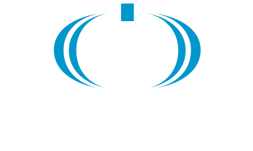 Del Sol logo i/O electric white