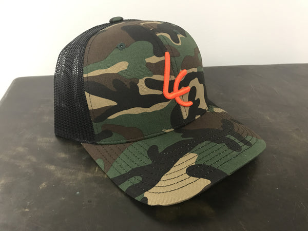 Army Camo/ Black - Richardson 112