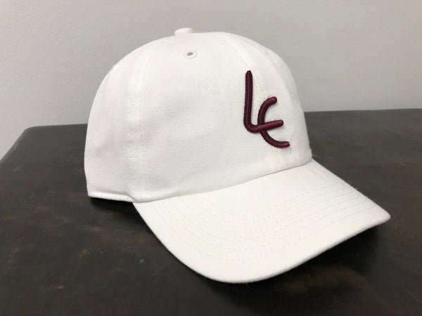 Toddler Cap - White