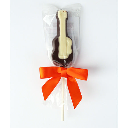 GUITAR BELGIAN CHOCOLATE POP