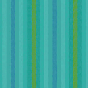Manufacturer: Andover Fabrics Designer: Alison Glass Collection: Kaleidoscope - Stripes and Plaids Print Name: Stripe in Teal Material: 100% Cotton Weight: Quilting  SKU: WV-9540-TEAL Width: 44 inches