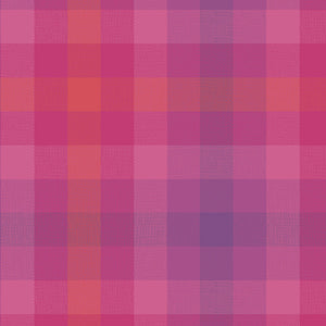 Manufacturer: Andover Fabrics Designer: Alison Glass Collection: Kaleidoscope - Stripes and Plaids Print Name: Plaid in Magenta Material: 100% Cotton Weight: Quilting  SKU: WV-9541-MAGENTA Width: 44 inches