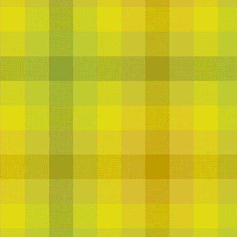 Manufacturer: Andover Fabrics Designer: Alison Glass Collection: Kaleidoscope - Stripes and Plaids Print Name: Plaid in Sunshine Material: 100% Cotton Weight: Quilting  SKU: WV-9541-SUNSHINE Width: 44 inches
