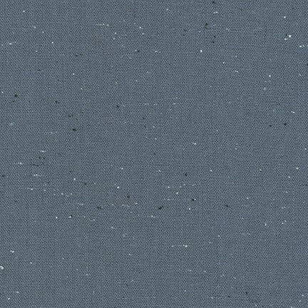Manufacturer: Robert Kaufman Designer: Robert Kaufman Collection: Essex Linen Yarn Dyed Cotton Print Name: Dolphin Speckled Material: 68% COTTON 31% LINEN 1% POLYESTER SKU: E134-959 Width: 44 inches