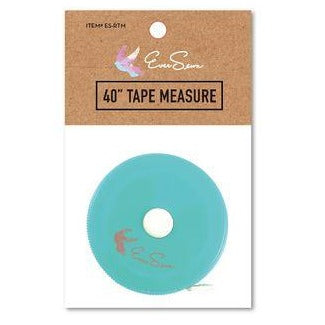 This retractable tape measure offers a quick release button for easy measuring. Metric on one side inches on the other.