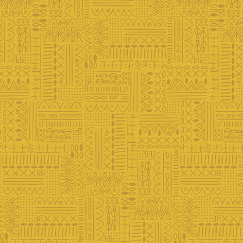 Manufacturer: Art Gallery Fabrics Collection: Hooked Designer: Mathew Boudreaux Print Name:  Hidden Stitches Material: 100% Cotton  Weight: Quilting  SKU: HKD-22653 Width: 44 inches