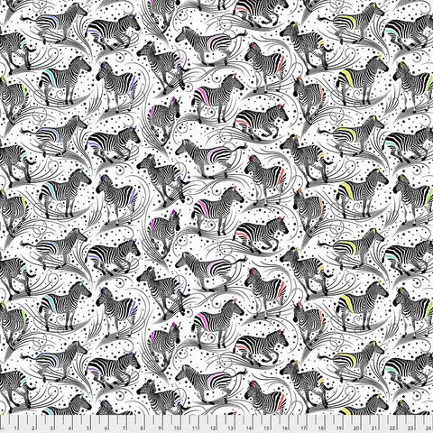 Manufacturer: FreeSpirit Fabrics Designer: Tula Pink Collection: Linework Print Name: Read Between the Lines in Paper Material: 100% Cotton  Weight: Quilting  SKU: PWTP156.PAPER Width: 44 inches