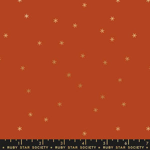 Manufacturer: Ruby Star Society Designer: Melody Miller Collection: Spark Print Name: Cayenne Material: 100% Cotton  Weight: Quilting  SKU: RS0005-35M Width: 44 inches