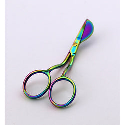 PREORDER || Tula Pink Hardware - Mini Duckbill Applique 4 inch Scissors