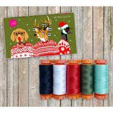 Moda - Kate and Birdie - True North FAT QUARTER BUNDLE