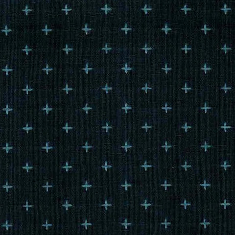 Manufacturer: Diamond Textiles Designer: Diamond Textiles Collection: Manchester Embroidered Cotton Print Name: Restless Sea Material: 100% Yarn Dyed Cotton SKU: 3195 Width: 44 inches