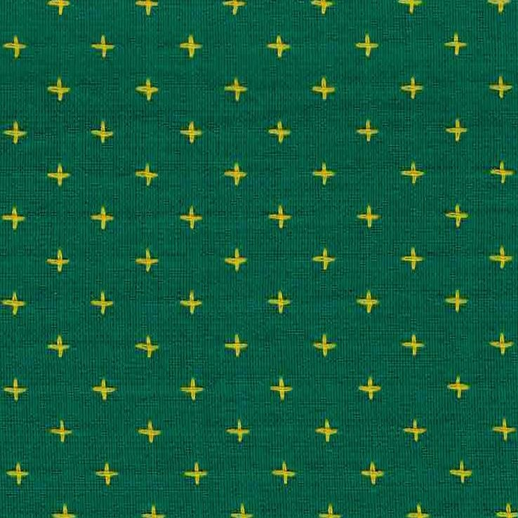 Manufacturer: Diamond Textiles Designer: Diamond Textiles Collection: Manchester Embroidered Cotton Print Name: Teal Lemon Material: 100% Yarn Dyed Cotton SKU: 3200 Width: 44 inches