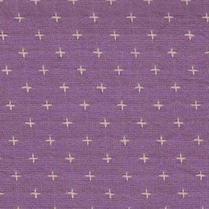 Manufacturer: Diamond Textiles Designer: Diamond Textiles Collection: Manchester Embroidered Cotton Print Name: Duchess Lilac Material: 100% Yarn Dyed Cotton SKU: 3335 Width: 44 inches