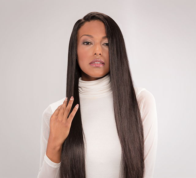Brazilian Straight Lace Front Wig by Mayvenn Hair