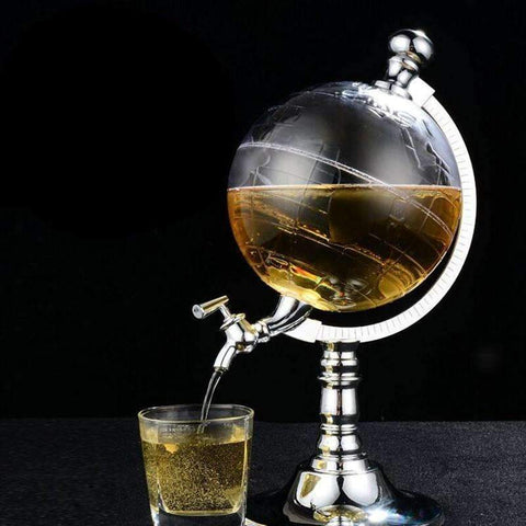 Image of 1.5L Mini Globe Beer/Wine Pourer