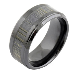 mens ceramic rings