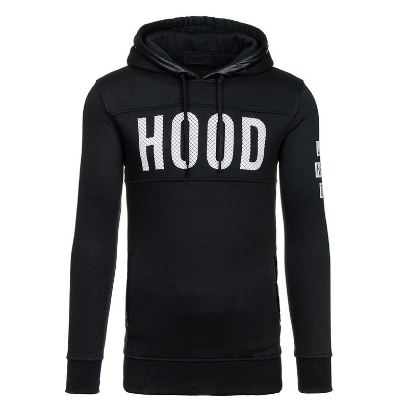 Jaxx Men's Slim Fit Hoodie Sweatshirt