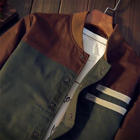 Image of Men's Casual Autumn Jacket