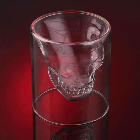 Image of Skull Head Glasses