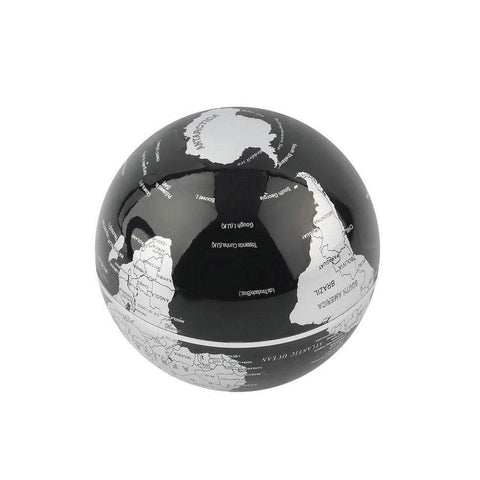 Electronic Magnetic Anti-Gravity Floating Globe with Ambient Lights