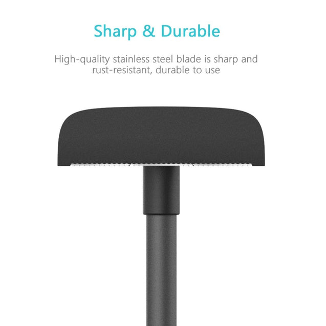 Adjustable Back Shaver