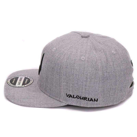 Image of Pierced Embroidery Snapback Baseball Cap - [3 Variants]