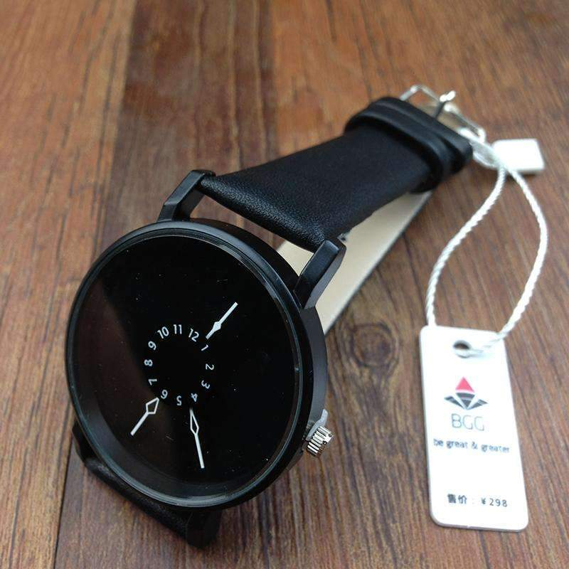 Lover's Leather Quartz Watch - [3 Variants]