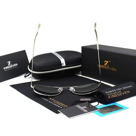 Image of Classic Polarized Sunglasses [ 6  Variation ]