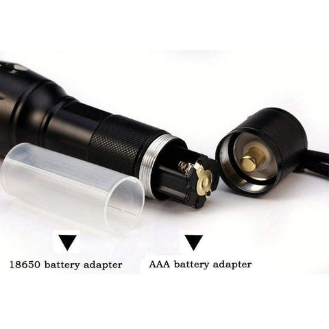 Image of Tactical Flashlight 8000 Lumens