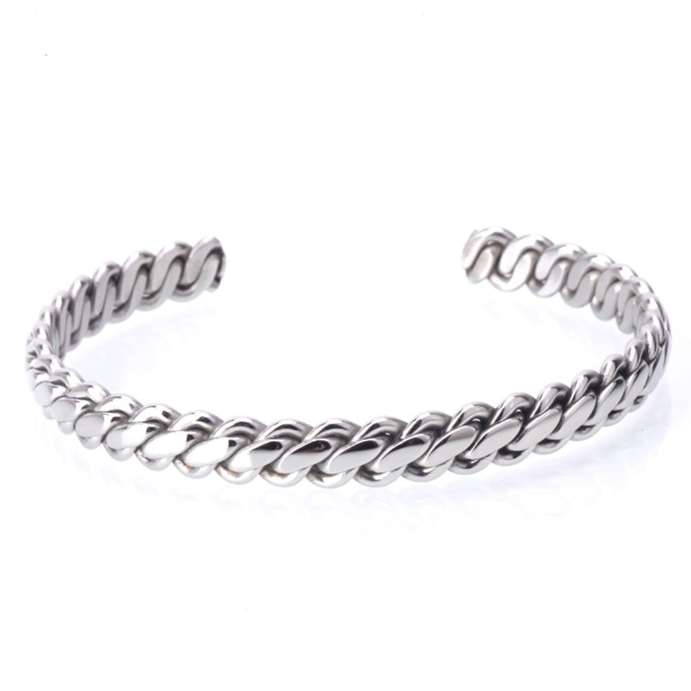 Mens Cuff Bracelet [ 3 Colors ]