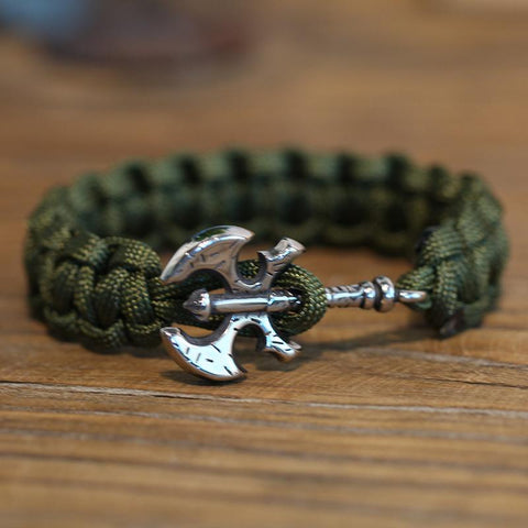 Axe Paracord Bracelets [4 Variation]