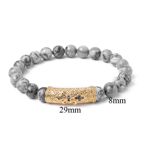 Image of Lion Bracelet Set
