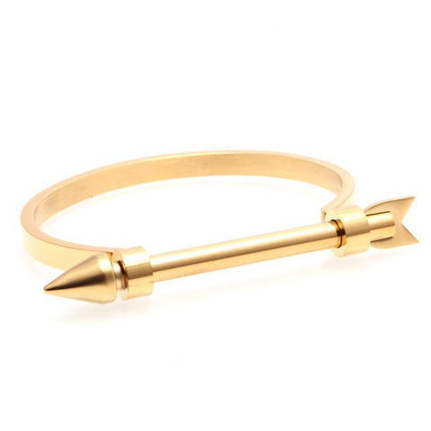 Men's Arrow Cuff Bangles bracelet