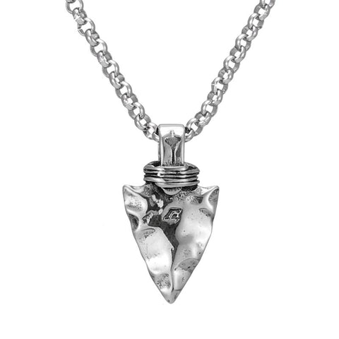 Image of Arrowhead Necklace Pendant
